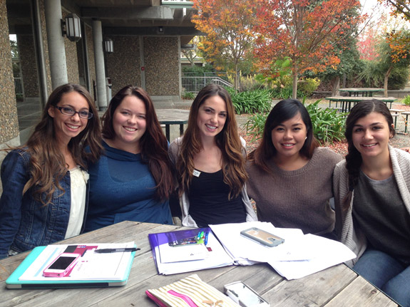 AAUW Napa Valley College Club Members
