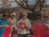 Sharon, Paula, Sharon, Bernice and Elizabeth